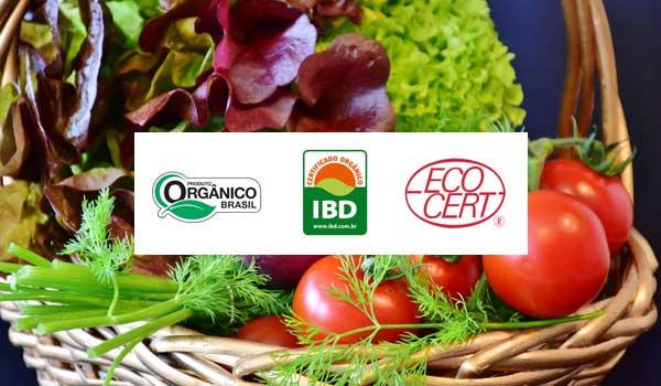 Produtos Certificados para Produção de Alimentos Orgânicos